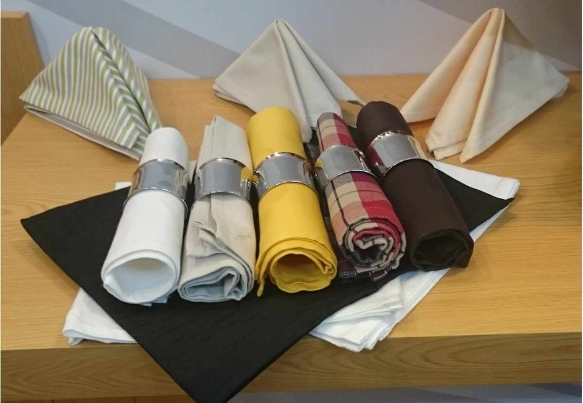 image showing Corporate & Branded Table Linen