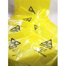 Bio-Hazard Disposal Sacks (Pack of 20)
