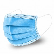 Individually Wrapped Disposable Face Masks x 50