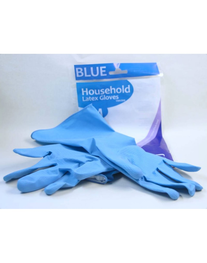 Blue Econohands Gloves