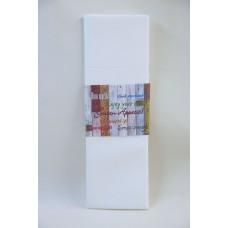 Printed Napkin Sleeve, Multilingual Message Design