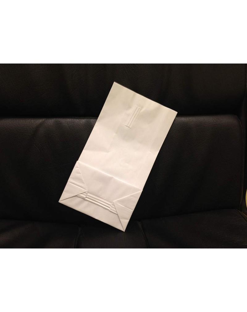Plain Block Bottom Sick Bag
