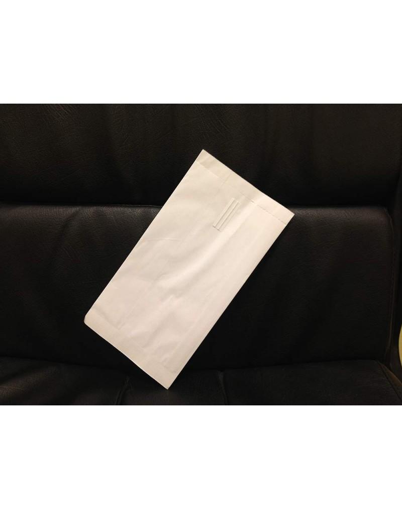 Plain Side Gusset Sick Bag